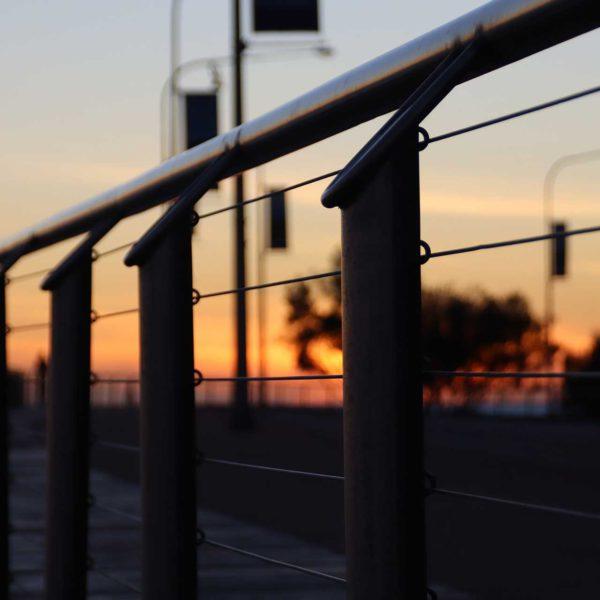 Steel Railings | BBF Industrial - Bolts, Fasteners, Tools & Equipment - Bathurst, Orange, Dubbo
