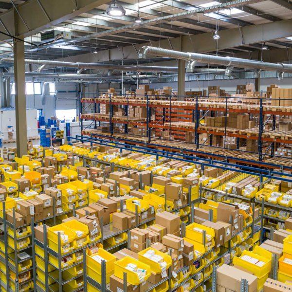 Warehouse Shelving | BBF Industrial - Bolts, Fasteners, Tools & Equipment - Bathurst, Orange, Dubbo